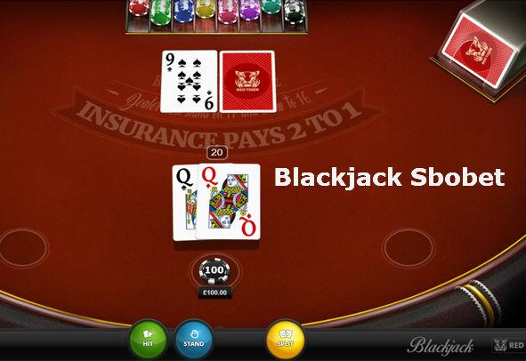 Taruhan Blackjack Online Sbobet