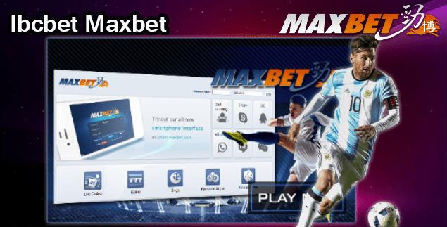 agen resmi taruhan judi online Maxbet Ibcbet