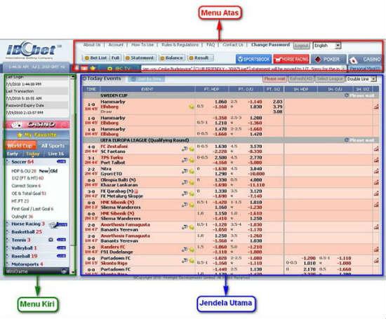 cara bermain judi online di situs agen resmi maxbet ibcbet